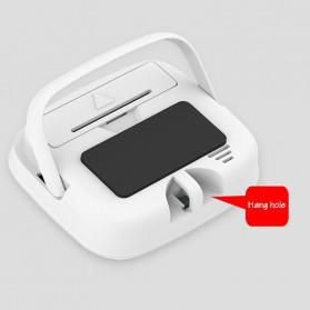 Cucina Timer Masak Dapur Magnetic Stopwatch Alarm Clock - JS-113 - White - 5