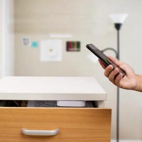 Smart Drawer Kunci Pintu Cabinet Lock Keyless Bluetooth APP Security Drawer - T1 - White - 5