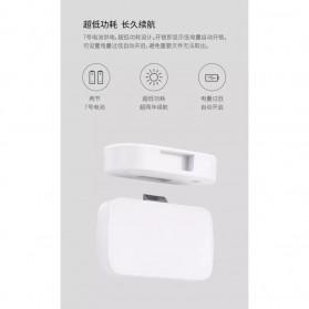 Smart Drawer Kunci Pintu Cabinet Lock Keyless Bluetooth APP Security Drawer - T1 - White - 8