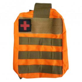 GunDog Tas Perlengkapan Obat P3K First Aid - LG130 - Orange