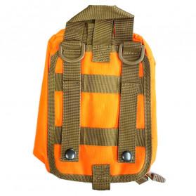 GunDog Tas Perlengkapan Obat P3K First Aid - LG130 - Orange - 2