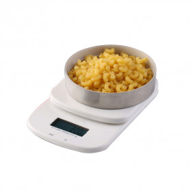 Digipounds Timbangan Dapur Mini Digital Scale 2000g 0.1g - K70a - White - 6