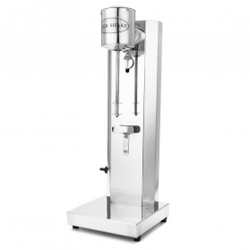 DESANJIAO Mesin Milkshake Tea Foam Stirring Maker 800ml - MS1 - Silver - 4