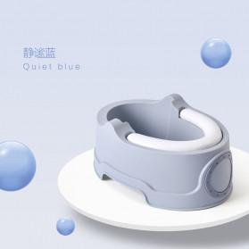 AsyPets Tempat Buang Air Kecil Pipis Kencing Pispot Anak Bayi - ST367 - Blue