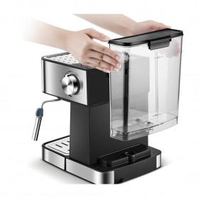 Pink Bunny Mesin Kopi Semi Automatic Espresso Coffe Machine 1.6 Liter - CM6863 - Black - 2