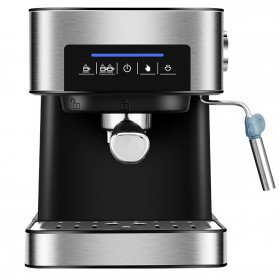Pink Bunny Mesin Kopi Semi Automatic Espresso Coffe Machine 1.6 Liter - CM6863 - Black - 3