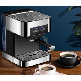 Pink Bunny Mesin Kopi Semi Automatic Espresso Coffe Machine 1.6 Liter - CM6863 - Black - 7