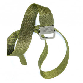Rhodey Tali Ikat Pinggang Army Canvas 125cm - B1030 - Green - 3