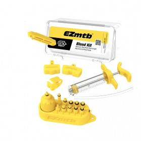 EZmtb Alat Ganti Oli Rem Sepeda Hydraulic Disc Brake Oil Bleed Kit Lite for Shimano Magura  - SZ912