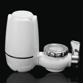 Warmtoo Saringan Filter Keran Air Purifier Ceramic Faucet - HBF-89 - White - 2