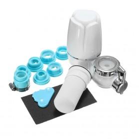 Warmtoo Saringan Filter Keran Air Purifier Ceramic Faucet - HBF-89 - White - 6
