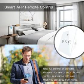 MoesHouse Smart Switch Gorden Curtain WiFi - WS-EUR-CW - White - 3