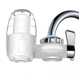 Becornce Saringan Keran Air 7 Layer Water Filter - 8915 - White - 2