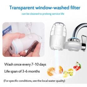 Becornce Saringan Keran Air 7 Layer Water Filter - 8915 - White - 4