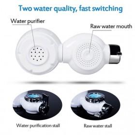 Becornce Saringan Keran Air 7 Layer Water Filter - 8915 - White - 5