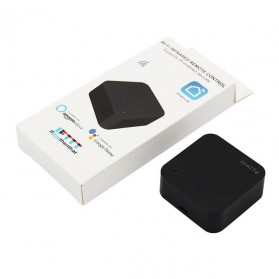 AVATTO Universal Smart Remote Controller WIFI+IR Home Switch - S06 - Black - 3