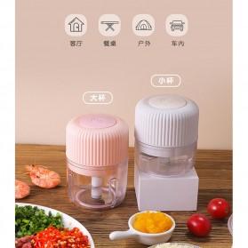 LEEWONG Blender Portable Mini Mixer 260ML - HB-610 - White - 4