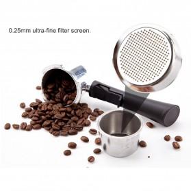 HOTGAGA Mesin Kopi Semi Automatic Espresso Italian Coffee Machine 5 Bar 240ml - CM6810 - Black - 3