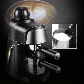 HOTGAGA Mesin Kopi Semi Automatic Espresso Italian Coffee Machine 5 Bar 240ml - CM6810 - Black - 8