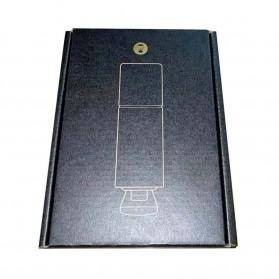 TIMEMORE Alat Penggiling Kopi Premium Manual Coffee Bean Grinder - C2 - Black - 10