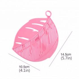 Rayfox Filter Penyaring Nasi Rice Washing Leaf Shape - RY122 - Blue - 4