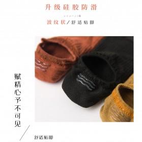 BAMBOO Kaos Kaki Pendek Invisible Bawah Mata Kaki 10 Pasang - A11319CZ - Mix Color - 6