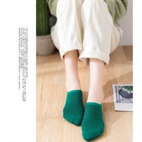 BAMBOO Kaos Kaki Pendek Invisible Bawah Mata Kaki 10 Pasang - A11319CZ - Mix Color - 7