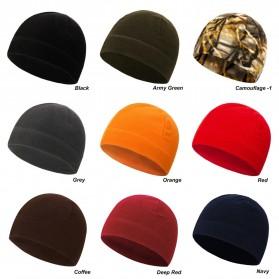 TRUE Topi Kupluk Beanie Hat Pria Wanita - EC003 - Black - 5