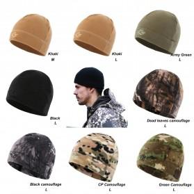 TRUE Topi Kupluk Beanie Hat Pria Wanita - EC003 - Black - 6