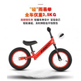 Sepeda Keseimbangan Anak Balance Bike Plus - FX01 - Red - 4