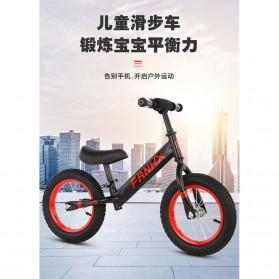 Sepeda Keseimbangan Anak Balance Bike Plus - FX01 - Red - 5