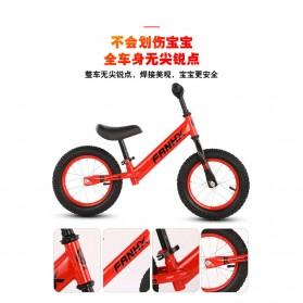 Sepeda Keseimbangan Anak Balance Bike Plus - FX01 - Red - 6