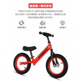 Sepeda Keseimbangan Anak Balance Bike Plus - FX01 - Red - 7