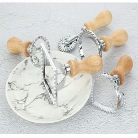 Miki Cetakan Kue dan Biskuit Mould Dumpling Skin Bentuk Model Kotak - MH01 - 4