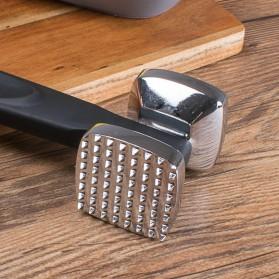Yangjiang Alat Penghalus Daging Steak Tenderizer Beef Hammer 2 in 1 - SKP240 - Black - 4