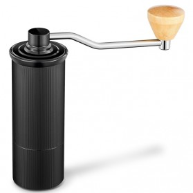 XEOLEO Alat Penggiling Kopi Portable Manual Coffee Grinder - HG-45 - Black
