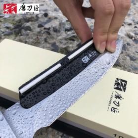 TAIDEA Alat Bantu Asah Pisau Sharpening Stone Angle guide 15 Degrees - MDQ-195 - Black