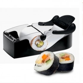 BOUSSAC Penggulung Sushi Roll Maker Magic Rice Roller Tools - BSST48 - Black