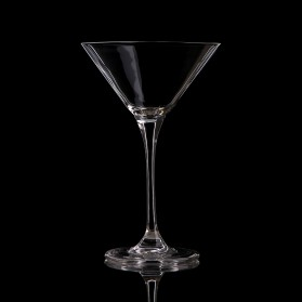 Festiva Gelas Cangkir Glass Cocktail Champagne Wine 260ml - HKIT1 - Transparent