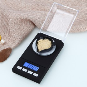 Kinopi Timbangan Perhiasan Mini 50g x 0.1g - CX-128 - Black