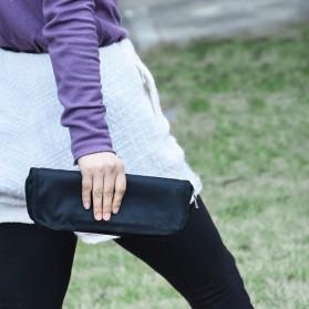 Harako Kursi Lipat Memancing Portable Collapsible Folding Chair Low Design - HK010 - Black - 8