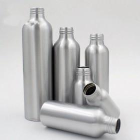Jobon Botol Spray Semprotan Tanaman Disinfektan Flairosol Aluminium 500ML - JB-50 - Black - 6