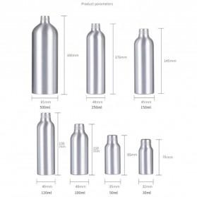 Jobon Botol Spray Semprotan Tanaman Disinfektan Flairosol Aluminium 500ML - JB-50 - Black - 8