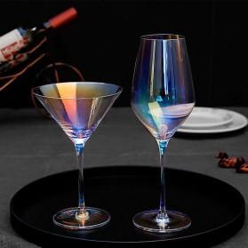 Festiva Gelas Cangkir Glass Cocktail Champagne Wine 250ml - HKIT2 - Multi-Color - 2
