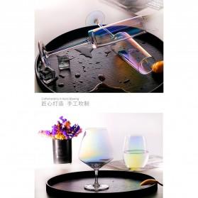 Festiva Gelas Cangkir Glass Cocktail Champagne Wine 250ml - HKIT2 - Multi-Color - 6