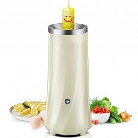 Chcyus Alat Pembuat Telur Gulung Elektrik Eggs Roll Maker 80W - LL-JD03B - Khaki