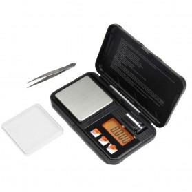 Kinopi Timbangan Digital Perhiasan Mini 200g 0.01g - CX-129 - Black