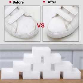 ZhangJi Spons Melamin Ajaib Pembersih Perabotan Magic Eraser 56 PCS - H105 - White