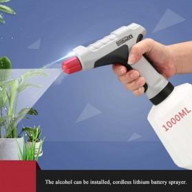 JOUSTMAX Semprotan Elektrik Cordless Disinfektan Tanaman Water Spray Flairosol 1000ml - JST-SG4 - Gray