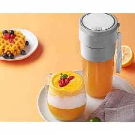 Luicy Blender Buah Mini Portable Juicer Cup 300ml - PA-G01 - Gray